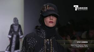 Vivi Zubedi New vivi zubedi new york fashion week fall winter 2018