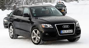 audi q5 facelift release date scoop audi working on a mild facelift for the q5 crossover gets