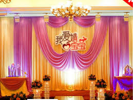 wedding backdrop online silk wedding backdrop nz buy new silk wedding backdrop