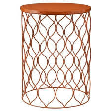 Orange Side Table Awesome Orange Side Table With 56 Best Accent Tables Images On