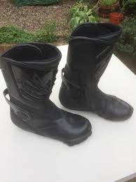 ladies motorcycle boots ladies motorcycle boots size 5 in copmanthorpe north yorkshire