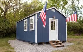 houses that help veterans build tiny houses for homeless vets