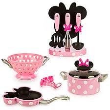jeux de cuisine de mickey disney ensemble de jeu cuisine minnie mouse disney store maëva