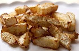 comment cuisiner le celeri frites de cèleri à l actifry ou au four recette dukan pl par