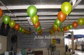 Balloon Ceiling Decor Ceiling Balloons Joaine Balloon Designs