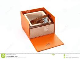 hermes women luxury watch and this house present box editorial