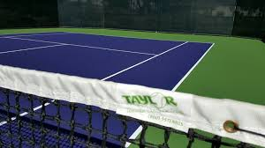 tennis and other outdoor sports courts construction and resurfacing