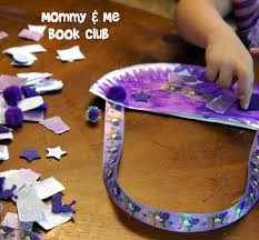 mommy and me book club lilly u0027s purple plastic purse