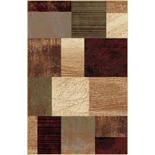 Green And Brown Area Rugs 8 X 10 Large Brown Red U0026 Green Area Rug Elegance Rc Willey
