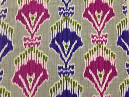 Home Decor Fabric Sale by Fabric Sale Papadom Modern Ikat Upholstery Fabric And Home