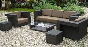 Wicker Patio Chair by Resin Wicker Patio Furniture Funky Bin Resin Wicker Patio