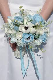 wedding flowers blue wedding flowers wedding flowers babay blue tulips