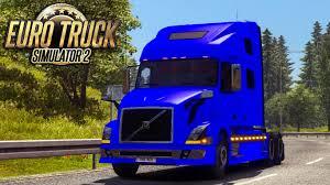 new volvo vnl volvo vnl 780 truck real sound v1 2 euro truck simulator 2 mods