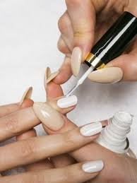 world cup nail art elle uk