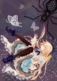 alice alice wonderland fanart zerochan anime image board
