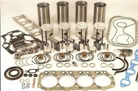 isuzu 4jb1 2 8 basic engine kit bobcat 843 853 u0026 1213 series