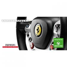 thrustmaster 458 italia review tx racing wheel 458 italia edition xbox one and pc