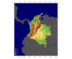 Colombia South America Map by Maps Of Colombia Detailed Map Of Colombia In English Tourist