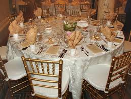 table settings for weddings romantic decoration of wedding