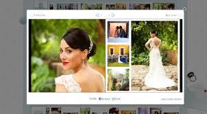 wedding photo album online how your bridebox wedding album is created