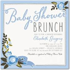 brunch invitations top 17 baby shower brunch invitations 2017 thewhipper