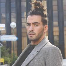 top knot mens hairstyles top knot men 10 stylish ways to rock the male top knot trend