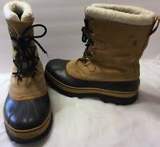 s insulated boots size 12 sorel winter s 12 us size ebay