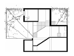 Greek Cross Floor Plan by Residence In Kifissia Tense Architecture Network Archdaily