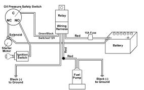 2005 Saturn Relay Wiring Diagrams Wiring Diagram For An Electric Fuel Pump And Relay Wiring Diagram
