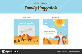 family haggadah passover haggadah design template haggadah book covers the story