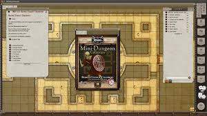 fantasy grounds 5e mini dungeon 001 buried council chambers