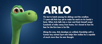 the dinosaur arlo read it http grown up disney kid