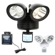 Motion Sensors For Lights Solar Motion Detector Light Ebay