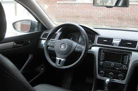volkswagen passat 2014 interior 2012 volkswagen passat tdi four seasons wrap up automobile