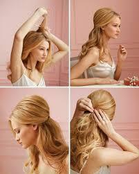 Hochsteckfrisuren Selber Machen Halblange Haare by Abendfrisuren Selber Machen 46 Tipps Und Tricks Archzine