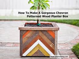 How To Make Planter Boxes by Chevrontreebox082 Jpg