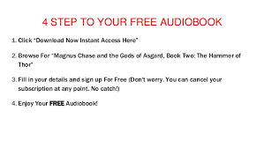 audiobook download mp3 magnus chase and the gods of asgard book two