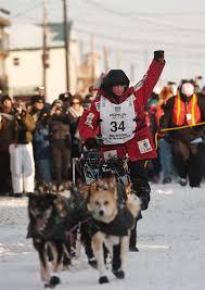 25 year old Dallas Seavey won the Iditarod Trail Sled Dog Race