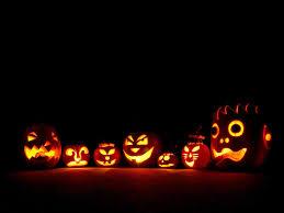 halloween black background pumpkins wallpapers for desktop group 67