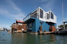 floating houses tiny modern floating house in san francisco 2015 fresh faces of