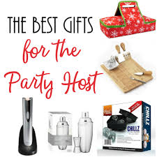 the best gift ideas for holiday party hosts