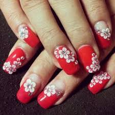 images of 3d nail art with 3d nail art flowers and swarovski