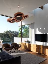 Home Decor And Design by Breezy Modern Family Home With An Infinity Edge Pool Digsdigs