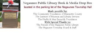 Marquette Board Of Light And Power Welcome To Negaunee Township