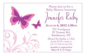 butterfly invitations baby shower cimvitation