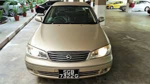 Used Nissan Sunny 1 6a Ex For Sale In Singapore Carquotation365 Com