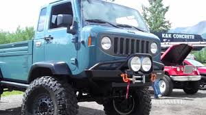 jeep forward control jeep mighty fc concept autoweek drive review youtube