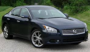 nissan maxima brief about model
