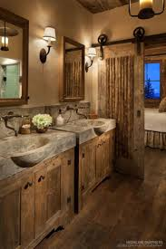 best 25 rustic bathroom designs ideas on pinterest rustic cabin 46 wonderful rustic bathroom decorating ideas