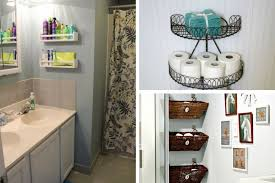diy bathroom storage ideas 8 best diy small bathroom storage ideas that will you away